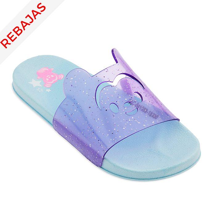 Chanclas infantiles oso gominola Mickey Mouse, Disney Store