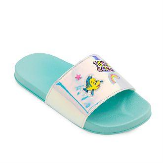0d14ea6d90dd03 Disney Store The Little Mermaid Sliders For Kids