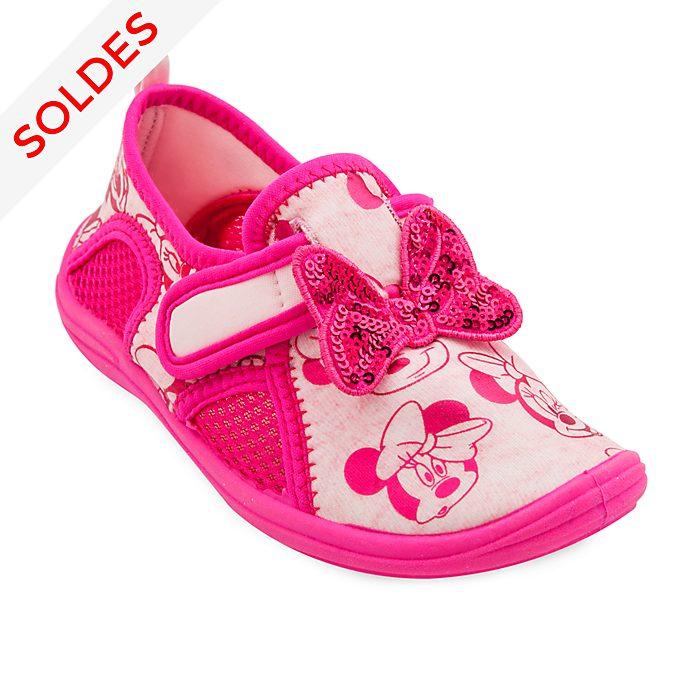 Disney Store Chaussures de bain Minnie Mouse pour enfants