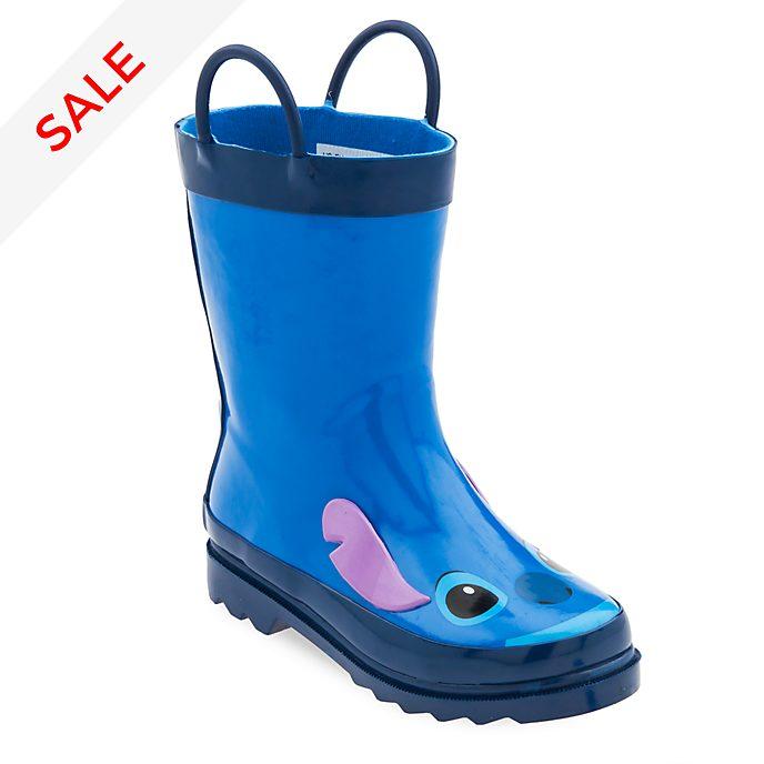Disney Store Stitch Wellington Boots For Kids