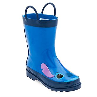 Disney Store Stitch Wellington Boots For Kids