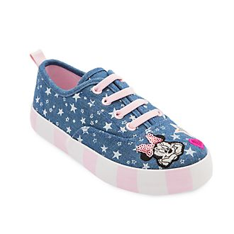 77c07c9796057 Disney Store Minnie Mouse Trainers For Kids