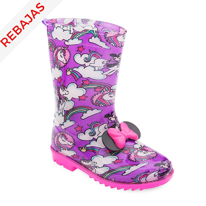 Botas Wellington infantiles Minnie, Disney Store