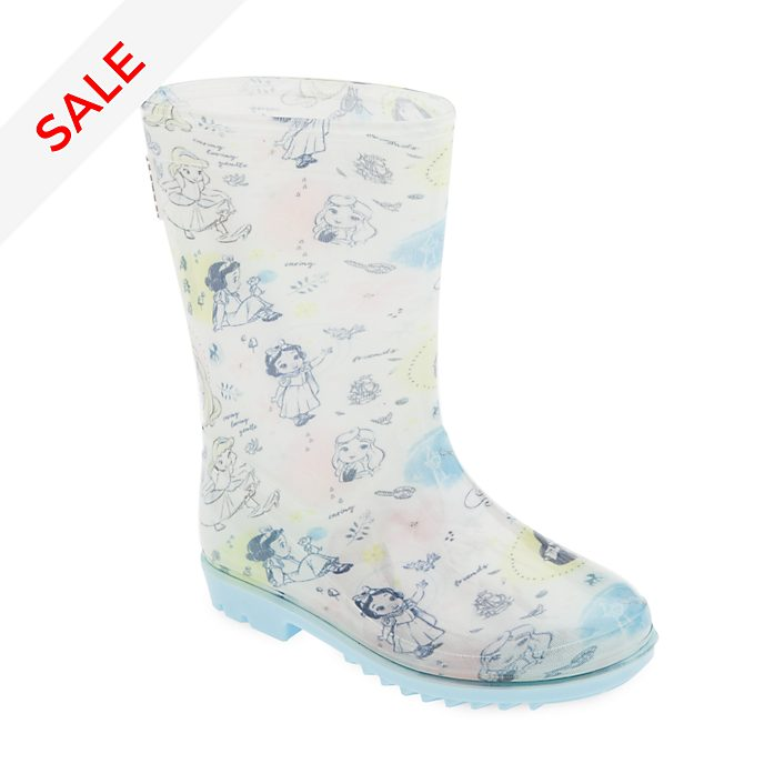 Disney Store Disney Animators' Collection Wellington Boots For Kids