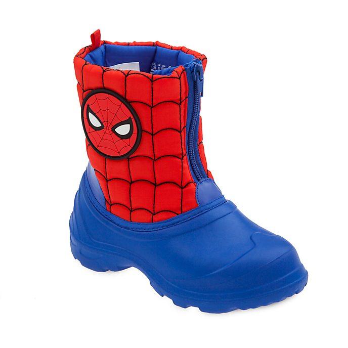 Disney Store Spider-Man Wellington Boots For Kids