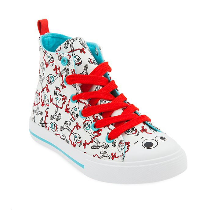 Disney Store Forky Trainers For Kids, Toy Story 4
