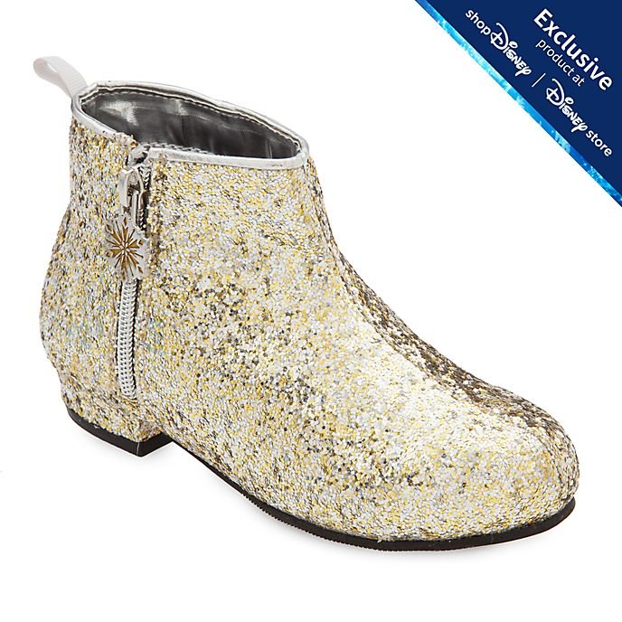 Disney Store Frozen 2 Glittery Boots For Kids