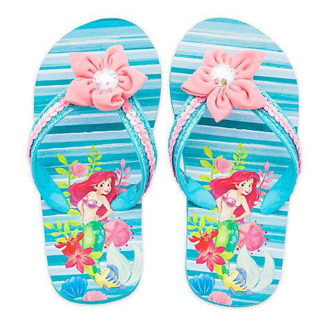 The Little Mermaid Flip Flops For Kids