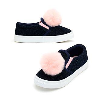 Disney Store - Tinkerbell - Schuhe mit Pompons