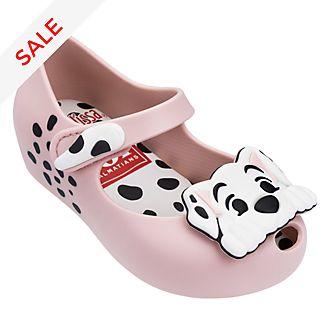 Melissa 101 Dalmatians Baby Blush Shoes