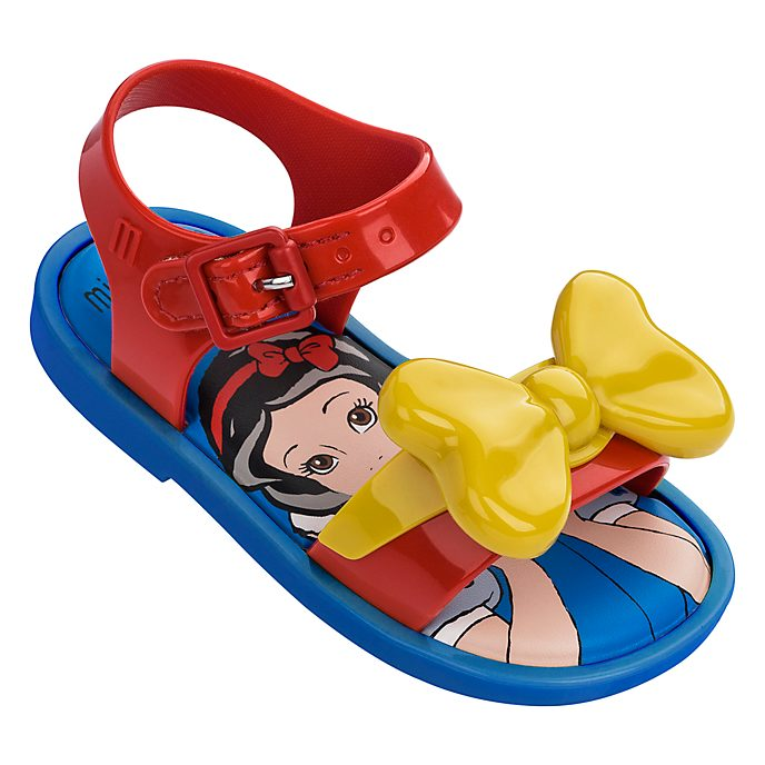 Melissa Snow White Baby Sandals