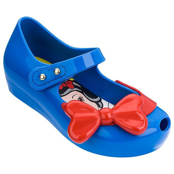 Melissa Chaussures Blanche Neige bleues pour bébé