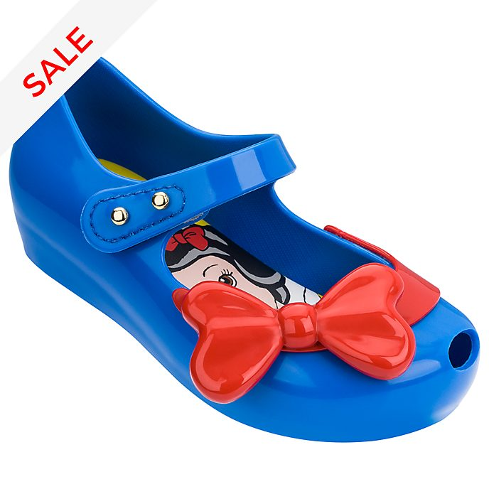 Melissa Snow White Baby Blue Shoes