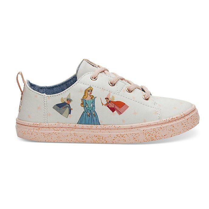 TOMS scarpe sportive Youth Lenny bimbi La Bella Addormentata