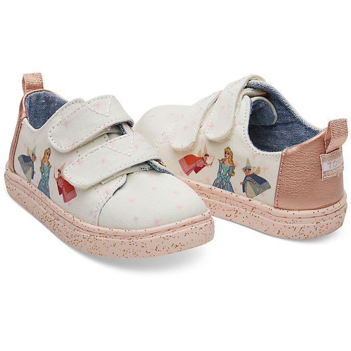 Zapatillas de deporte para niña Bella Durmiente Tiny Lenny, TOMS