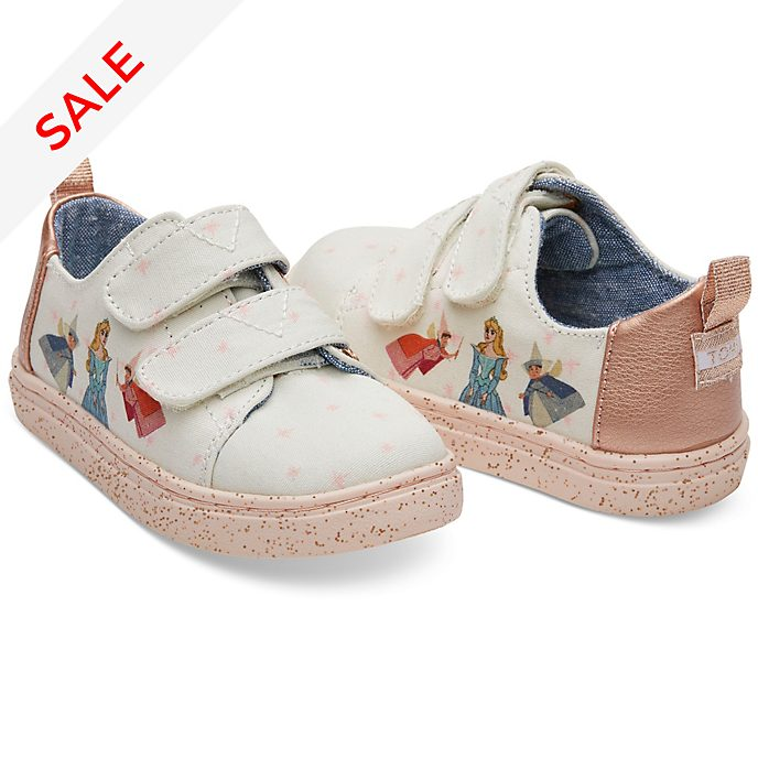 TOMS - Dornröschen - Tiny Lenny Sneakers für Kinder
