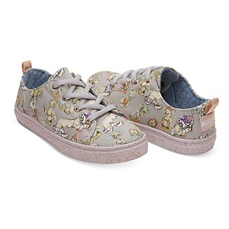 Zapatillas de deporte para niña Siete Enanitos Tiny Lenny, TOMS