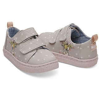 Zapatillas de deporte para niña Bonachón y Mudito Tiny Lenny, TOMS