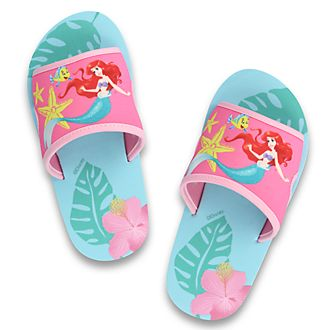 De Fonseca The Little Mermaid Beach Sandals For Kids