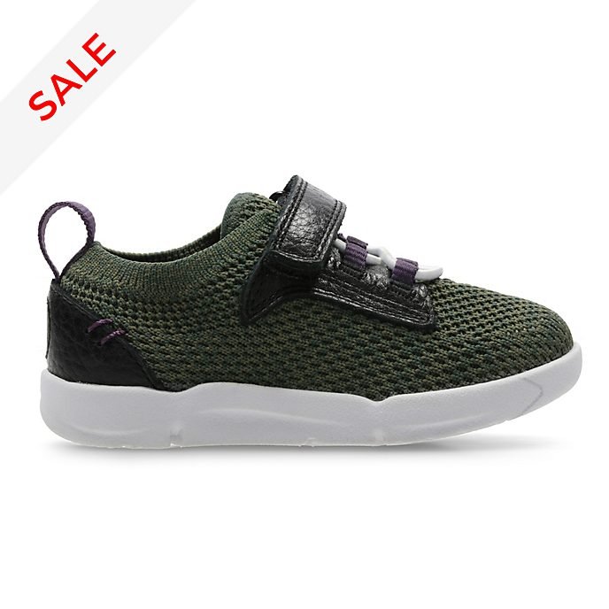 Clarks Hulk Tri Hero First Trainers For Kids