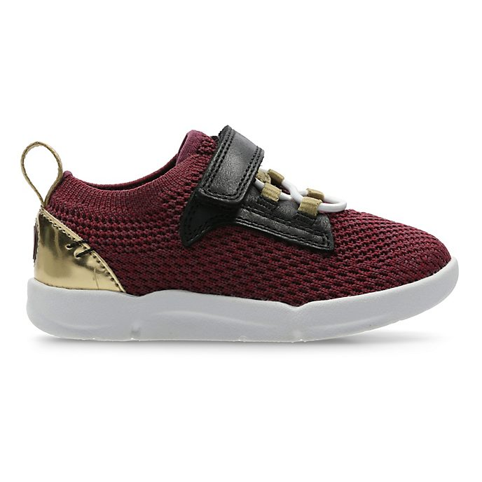 Clarks Iron Man Tri Hero First Trainers For Kids