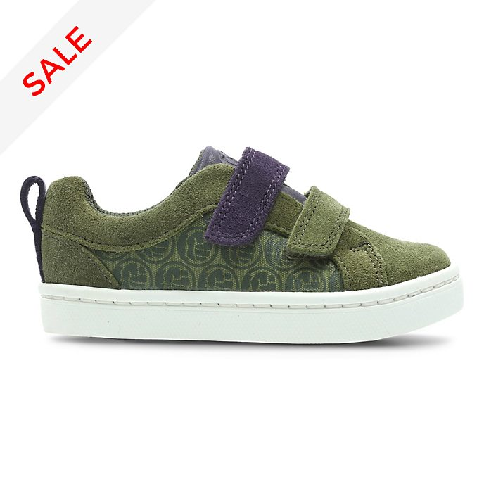 Clarks Hulk City Hero First Trainers For Kids