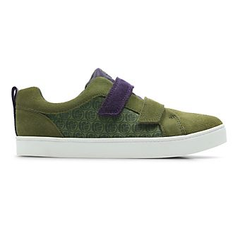 Clarks scarpe sportive City Hero Junior bimbi Hulk