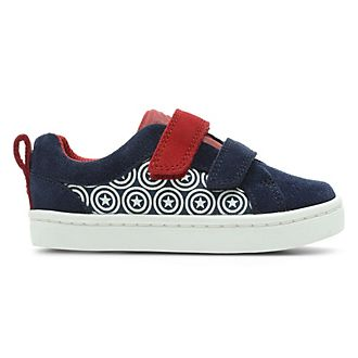 Clarks scarpe sportive City Hero First bimbi Capitan America