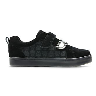 Clarks Black Panther City Hero Infant Trainers For Kids