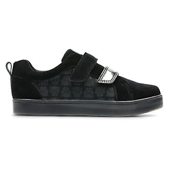 Clarks Black Panther City Hero Junior Baskets pour enfant