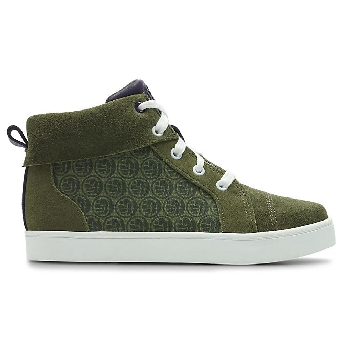 Clarks Hulk High Top Infant Trainers For Kids