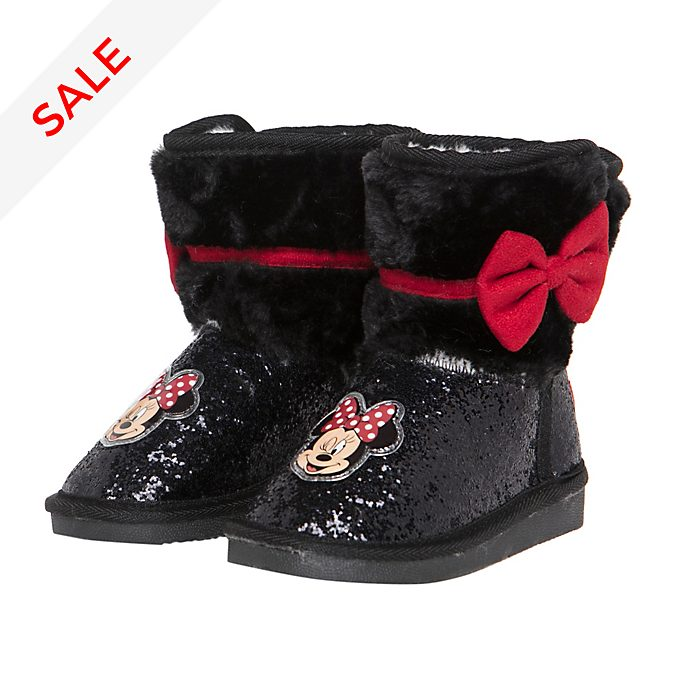 Arnetta Minnie Mouse Boots For Kids