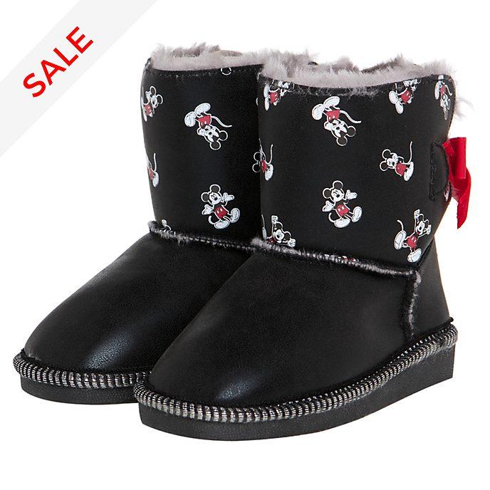 Arnetta Mickey Mouse Boots For Kids, Medium