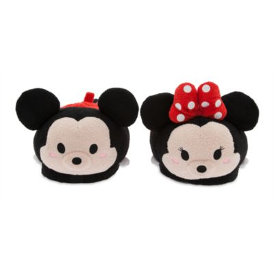 Minnie Mouse Tsum Tsum Adult's Slippers