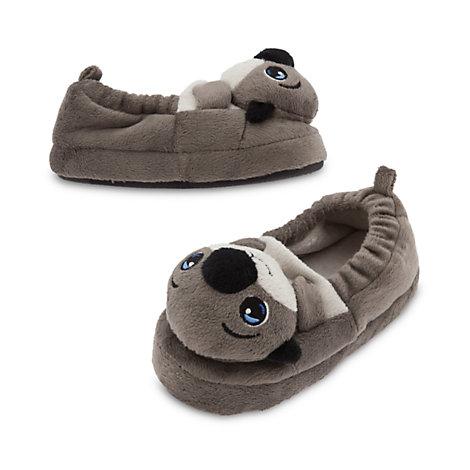 Otter Slippers For Kids, Finding Dory