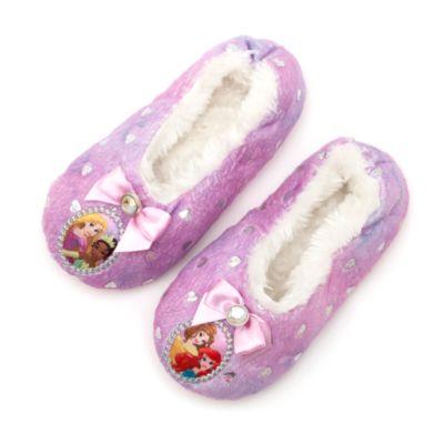 Zapatillas infantiles princesas Disney