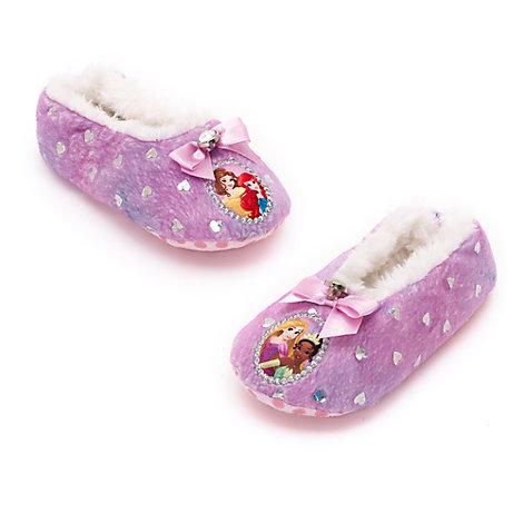 Chaussons pour enfants Disney Princesses