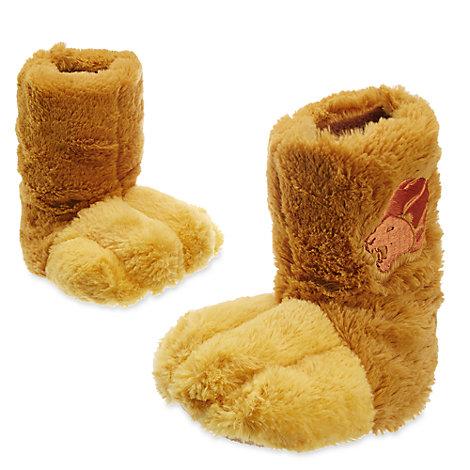 Zapatillas infantiles La guardia del león