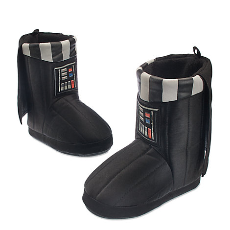 Darth Vader Slippers For Kids, Star Wars: The Force Awakens