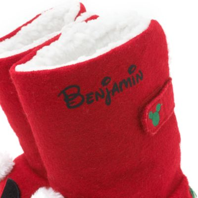 Mickey Mouse Christmas Slipper For Kids