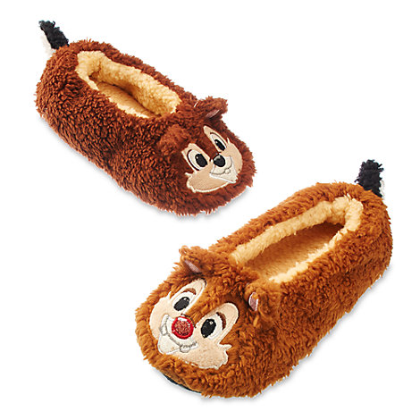Chip 'n' Dale Slippers For Kids