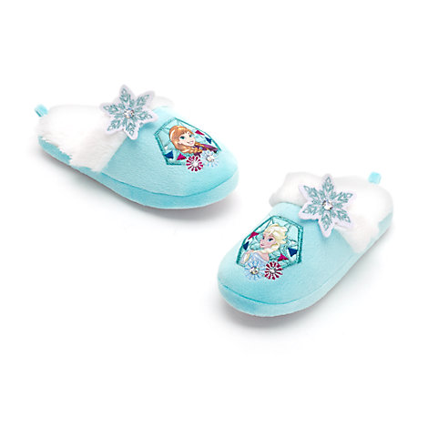 Chaussons La Reine des Neiges pour enfants