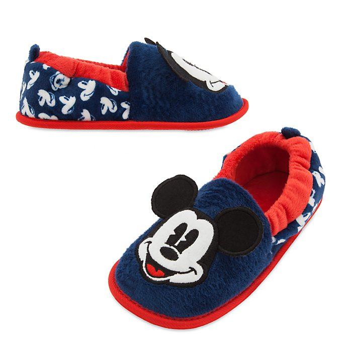 Micky Maus - Hausschuhe für Kinder