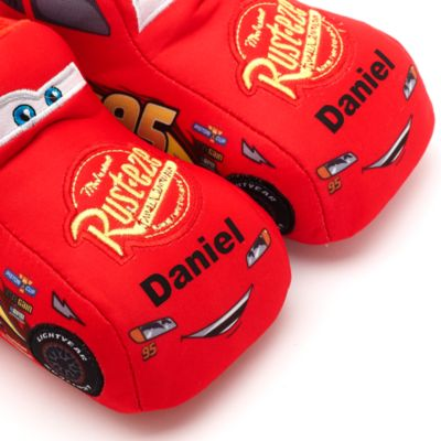 Chaussons pour enfants Flash McQueen, Disney Pixars Cars3