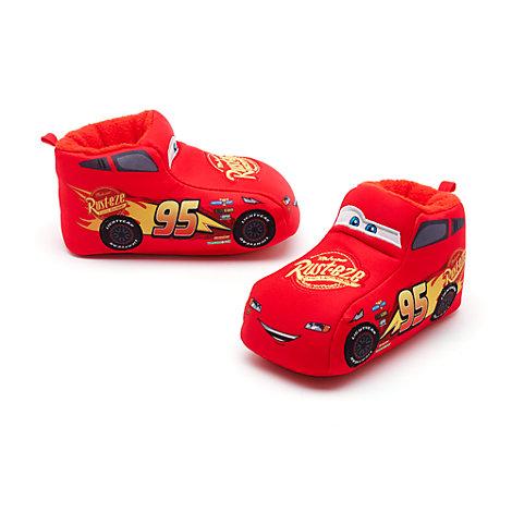 Zapatillas de andar por casa infantiles Rayo McQueen, Disney Pixar Cars 3