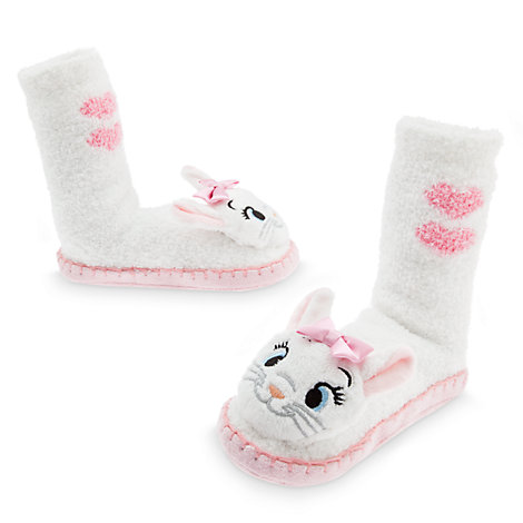 Marie Slipper Socks For Kids