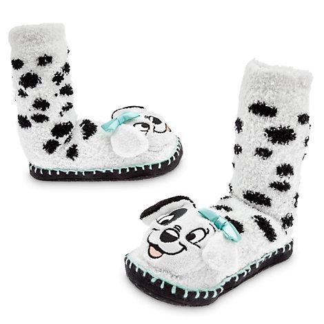 101 Dalmatians Slipper Socks For Kids