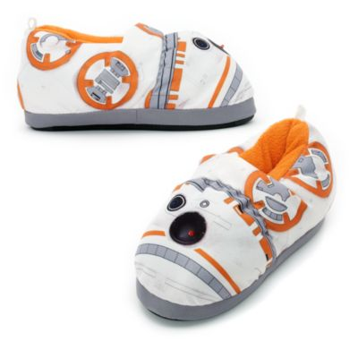 BB-8 Light-Up Slippers For Kids
