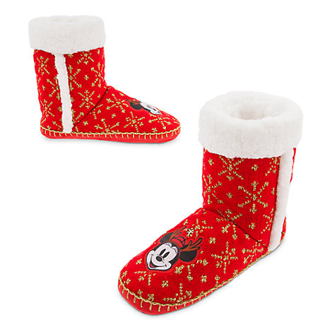 Mickey Mouse Share The Magic Slipper Boots