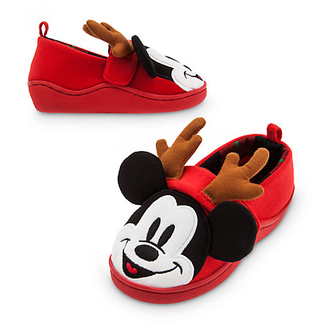 Mickey Mouse Share The Magic Slippers For Kids